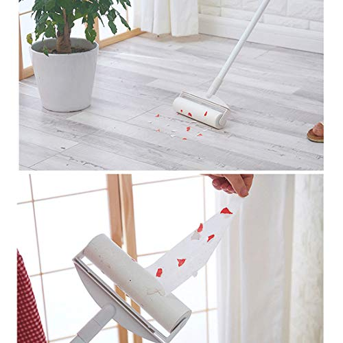 XINGYUE Lint Roller Pet Hair Lint Removers with Long Handle for Clothes Animal Car by XINGYUE (Image #6)