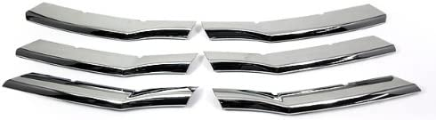 For Honda Accord Sedan Chrome Center Grille Insert 08 09 10 by phgiveu
