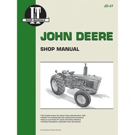 amazon com all states ag parts i t shop manual john deere 1530 1530 rh amazon com John Deere Ignition Wiring Diagram John Deere Ignition Switch Diagram