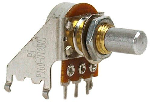 25k Pot (Fender 25K B Taper (Linear) Snap-In Style Potentiometer)