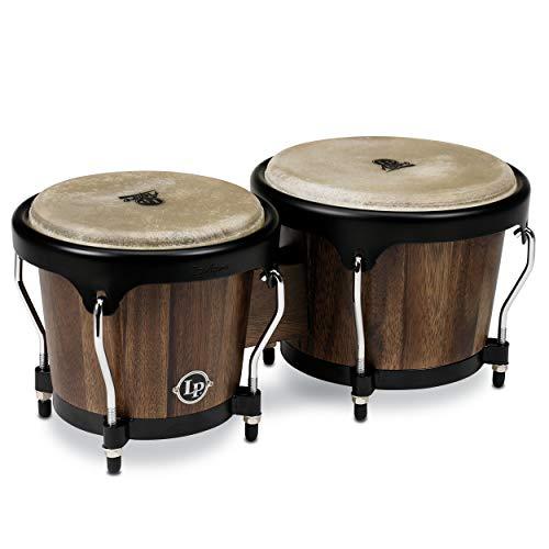 - Latin Percussion LPA601-SW LP Aspire Jamjuree Wood Bongos
