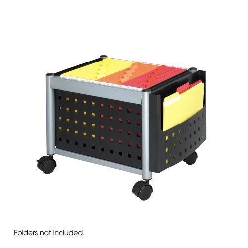 SAF5371BL - Safco Mini-Scoot Mobile File Cart ()