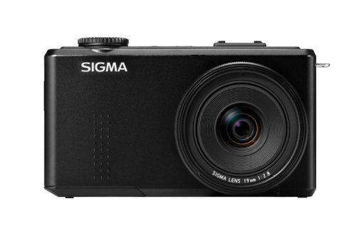 Sigma DP-1 Merrill Digital Camera with 46 Megapixel, FOVEON X3 Direct Image Sensor, Fixed 19mm f/2.8 Lens