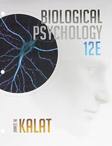 Bundle: Biological Psychology, Loose-leaf Version, 12th + MindTap Psychology, 1 term (6 months) Printed Access Card