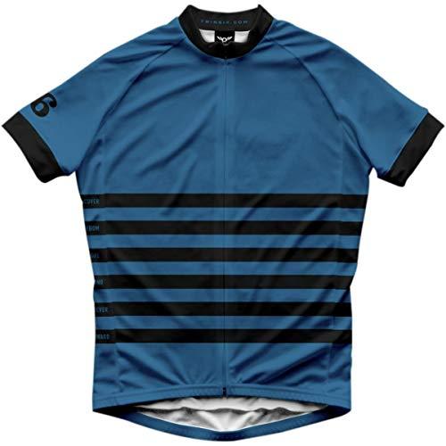Twin Six Power of Six Jersey - Men's Blue, L