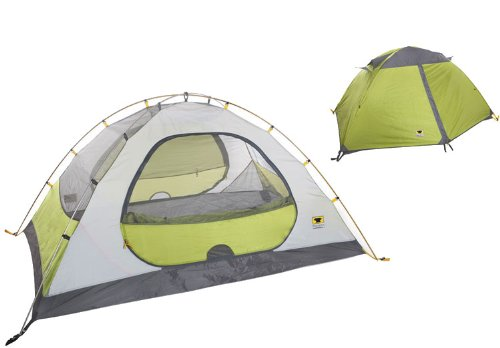 Mountainsmith Morrison 2 Person 3 Season Tent (Citron Green)