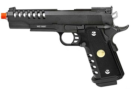 we hi-capa 5.1k1 full metal airsoft gas pistol airsoft gun(Airsoft Gun) (Blowback Gas Rifles)