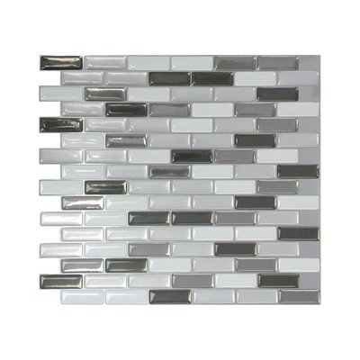 Tile Wall Metallik Murano Pk