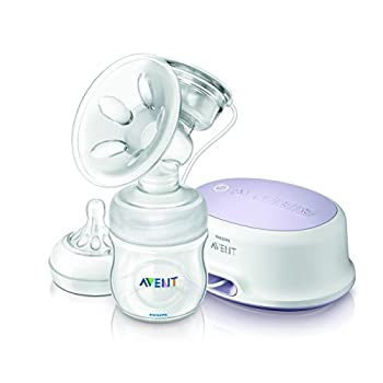 Image of Baby Philips AVENT Single Electric Comfort Breast Pump SCF332/33