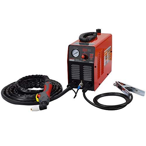 QWERTOUY Plasma Cutter Cut45i 220V Arcsonic HeroCut Air Plasma Cutting Machine 10mm Clean Cutting Video