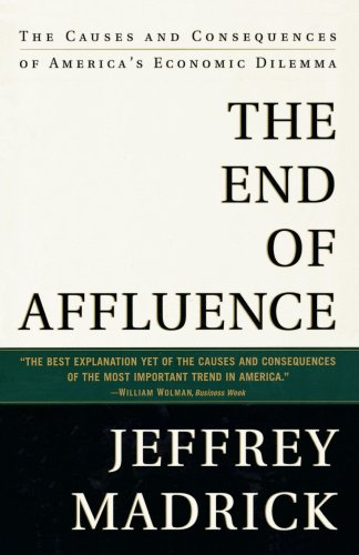 the end of affluence the causes and consequences of 読書メーター