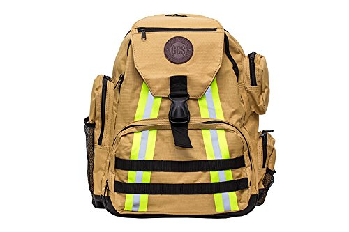 Fireflex Firefighter Back Pack Gold product image
