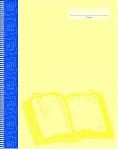 Writer's-Reader's Notebook