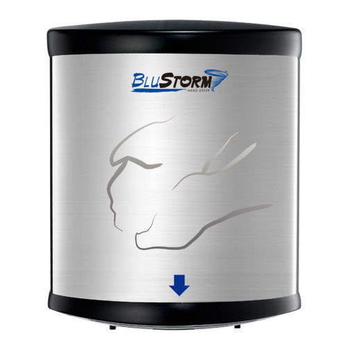 Blue Storm High Speed Hand Dryer by Palmer Fixture by Blue Storm by Palmer Fixture