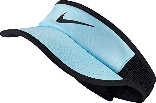 nero Fthrlt Visor Nk W Blue Donna Black Nike still Visiera Blu Adj Arobill qSB7wnxt