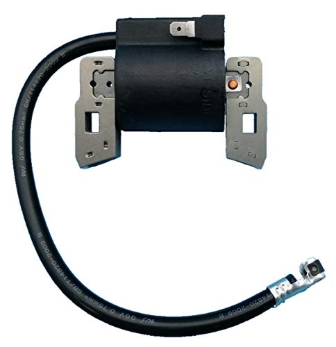 Tuzliufi Replace Ignition coil Briggs and Stratton B&S B & S John deere PT10998 Toro Lawn mower 298316 395490 395491 397358 490586 491312 492341 495859 555075 697037 5 HP horizontal vertical New Z311