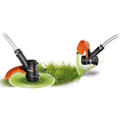 Positec WG168 WORX 12'' 40-Volt Max Lithium Cordless Grass Trimmer / Edger