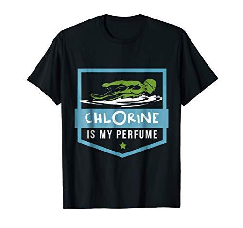 (Swimming T-Shirt Funny Saying Gift Idea Men Women Kids)