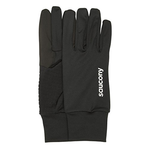 Saucony Ultimate Touch-Tech Glove Unisex S Black