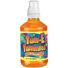 Tum-e Yummies Fruit Flavored Drink, Orange-arific, 10 Oz (Pack of 12 Bottles)