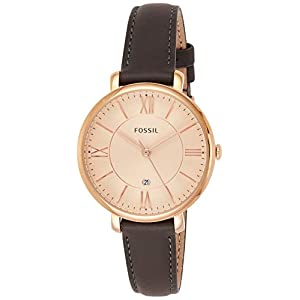 Fossil Women's Rose Goldtone Jacqueline Watch