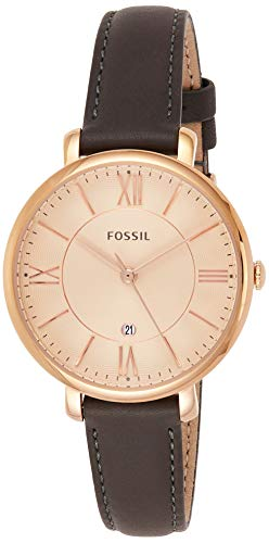 Fossil Women's Rose Goldtone Jacqueline Watch