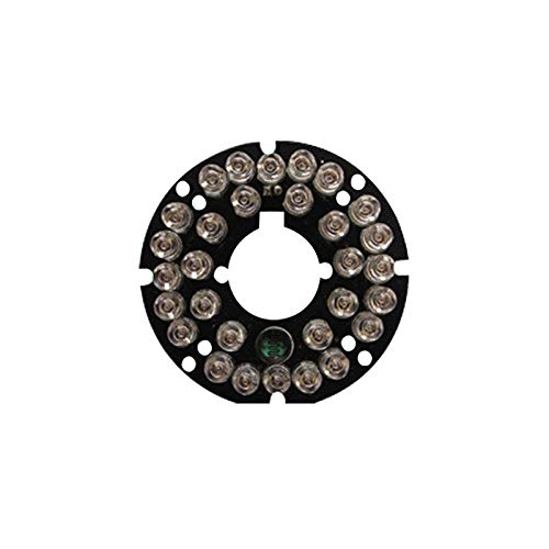 Jammas 10X Best Quality IR F5 850nm with Board Plate Infrared led for CCTV Video Camera DIY