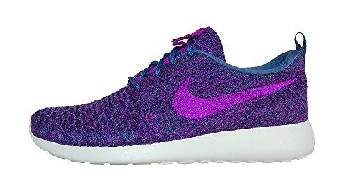 Nike Womens Roshe One Flyknit Scarpe Da Corsa (8.5)