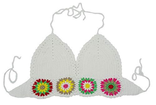 Crochet Bikini Top - 7