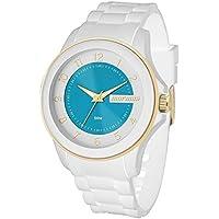 Relógio Feminino Mormaii Analógico MO2035AN/8B Branco
