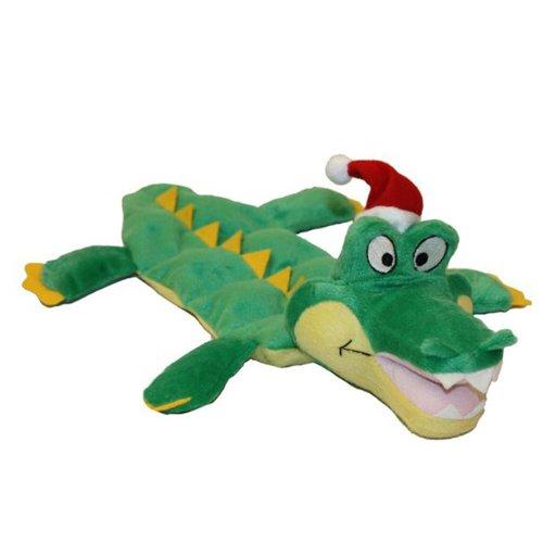 Kyjen Holiday Value 8 Squeaker Mat – Gator, My Pet Supplies