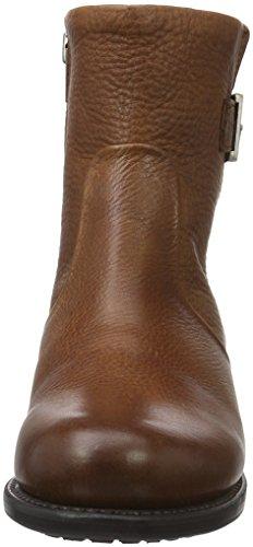 Blackstone Mw63, Botines para Mujer Marrón - Braun (Old Yellow)