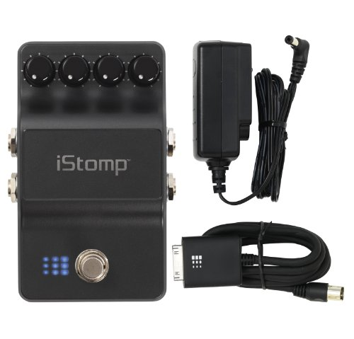 Digitech ISTOMP, Downloadable Stompbox Power Supply, DSC ...