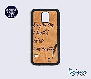 Galaxy Note 2 Case - Love Quote Every Love Story