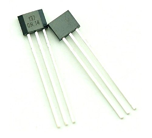 Exiron 10pcs OH137 Hall Effect Unipolar Sensor IC OH 137 NEW