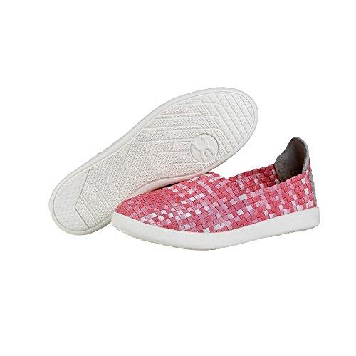 Dude Shoes E-last Simple Pink Fade Slip On 9siq3