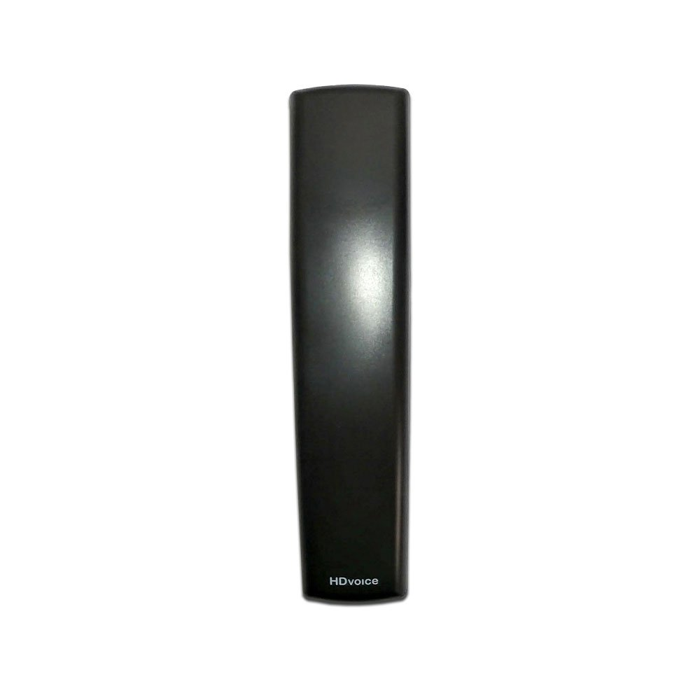 Polycom VVXHD Handset. Fits Polycom VVX101, VVX201, VVX300, VVX301, VVX310, VVX311, VVX400, VVX401, VVX410, VVX411, VVX500, VVX501, VVX600, VVX601, VVX1500, VVX1500D Polycom Inc.