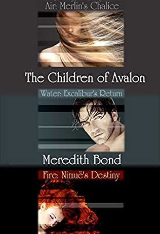 book cover of Children of Avalon