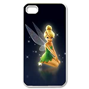 Classic Case Tinker Bell pattern design For Apple iPhone 4,4S Phone Case