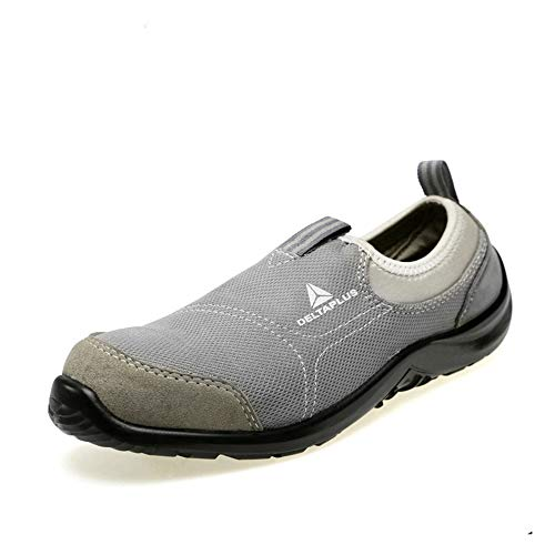 Para A Eu Tamaño Los Resistentes Gris Zapatos Antiperforantes Resistente color Abrasión 43 Pinchazos Hombres La De Gris Seguridad Ywqwdae w0IqaAI
