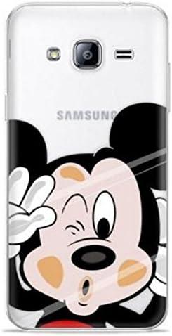 PREVOA Colorful Silicona TPU Funda Case Protective para Samsung ...