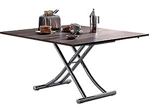 Ozzio Mondial Extending Coffee Table Dining Table Energy Class Non