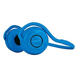 ARCTIC P311 Bluetooth Stereo Headphones, Integrated Microphone, 20-Hr Playback - Blue