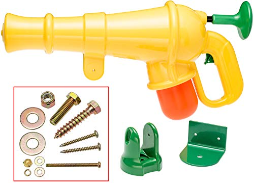 Water Cannon :: Outdoor Water Gun Blaster Soaker, 20