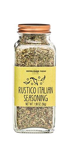 - Pepper Creek Farms 501D Rustico Italian Seasoning - Pack of 6