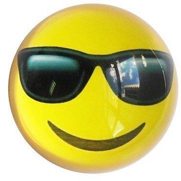 American Atelier gafas de sol Emoji papel Peso: Amazon.es ...
