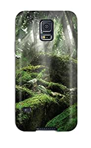 Case Cover, Fashionable Galaxy S5 Case - Downhill