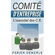 Comité d'entreprise: L'essentiel sur les comités d'entreprises et sur les fichiers comités d'entreprises (French Edition)