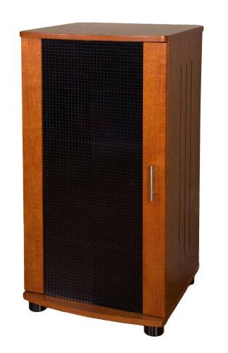 Plateau LSX-A 52 W 52-Inch Wood Audio Stand, Tall, Walnut Finish
