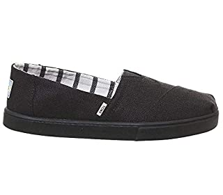 TOMS Women's Alpargata Cupsole Black/Black Heritage Canvas Cupsole 9 B US (B07FVZN1B5) | Amazon price tracker / tracking, Amazon price history charts, Amazon price watches, Amazon price drop alerts